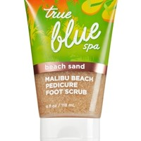 Malibu Malibu Beach Pedicure Foot Scrub   - True Blue® Spa - Bath & Body Works