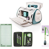 "Cricut Create Personal Electronic Cutter Value Bundle (Create Machine, Tool Kit, Spatula Tool, 6x12"" Cutting Pad)"