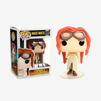 Funko Mad Max: Fury Road Pop! Movies Capable Warrior Vinyl Figure
