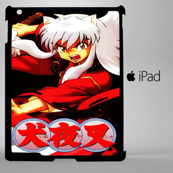 Miasma Inuyasha A0105 iPad 2, iPad 3, iPad 4, iPad Mini and iPad Air Cases