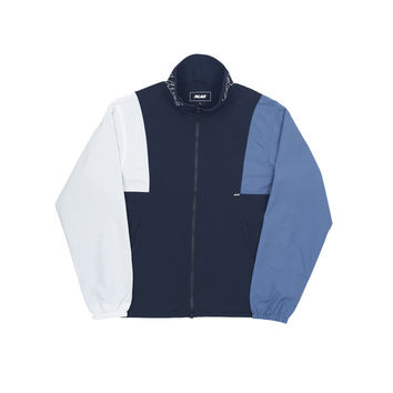 Arms Jacket Blue/Grey/White | Palace Skateboards
