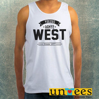 Kanye West Yeezus Clothing Tank Top For Mens