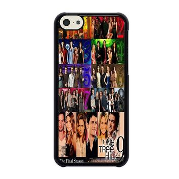 one tree hill iphone 5c case cover  number 1
