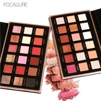 Focallure  18-color Eye Shadow [72662220815]