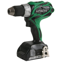 Hitachi 18-volt Li-ion Compact Driver Drill With Flashlight