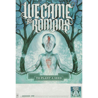 We Came As Romans - Concert Promo Poster
