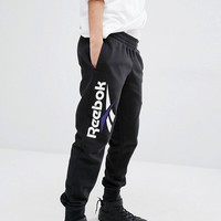 Reebok Classics Vector Sweatpants In Black at asos.com