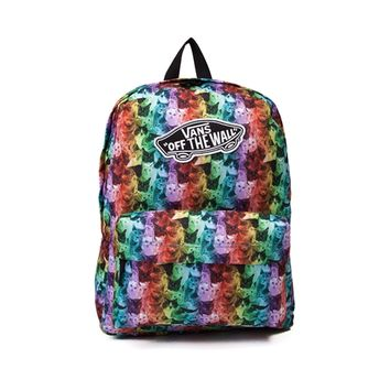 Vans Realm ASPCA Rainbow Kitty Backpack