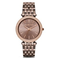 Darci Pavé Sable Watch | Michael Kors