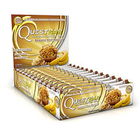 Quest Nutrition Banana Nut Muffin Quest Bars, 12 Bars