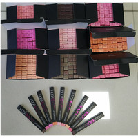 48 Pcs Huda Beauty Sexy Matte Long-lasting Natural Waterproof Perfect Lip Liner for Beauty Makeup MM101