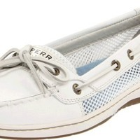 Sperry Top-Sider Women's angelfish Slip-On,White,9 M US