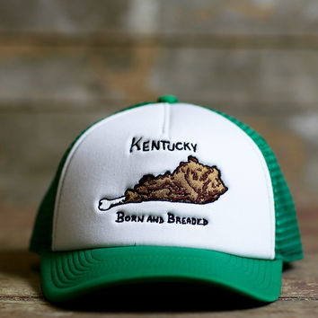 Born and Breaded Trucker Hat