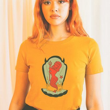 Lucy Shell Tee