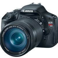 Canon EOS Rebel T3i EF-S 18-135mm IS Lens Kit | Canon Online Store