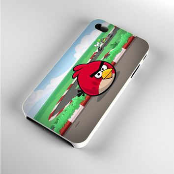 Angry Birds Race Landscape iPhone 4s Case