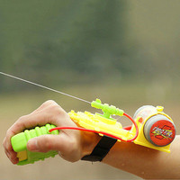 1 X Plastic Wrist Water Gun Kids Water Spray Fun Educational Toy Random KEW