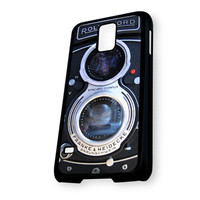 Vintage Old Camera Samsung Galaxy S5 Case