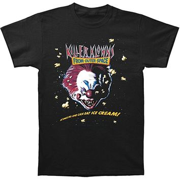 Killer Klowns From Outer Space Men's Ice Cream T-Shirt