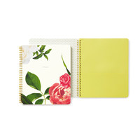 Kate Spade New York-Large Floral Notebook