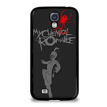 MY CHEMICAL ROMANCE BLACK PARADE 2 Samsung Galaxy S4 Case Cover
