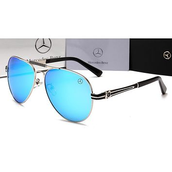 Mercedes-benz Women Casual Sun Shades Eyeglasses Glasses Sunglasses