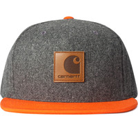 Dark Grey Heather/Carhartt Orange Neal Starter Cap