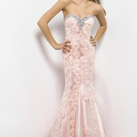 Blush Prom Dresses and Evening Gowns Blush Style 9582