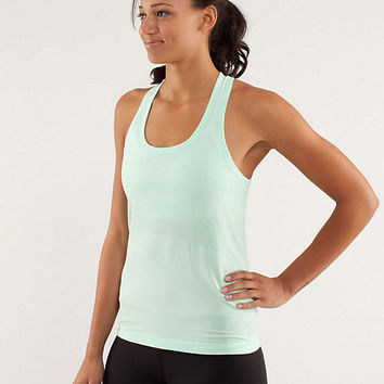 run: swiftly tech racerback *shortcut | women's tanks | lululemon athletica