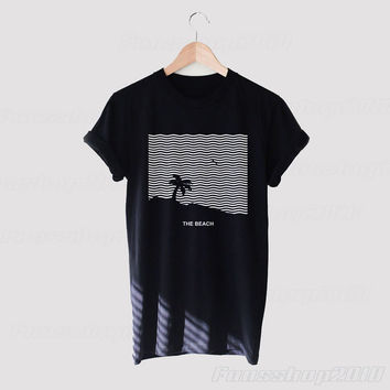 The Neighbourhood Beach Black White Unisex T Shirt