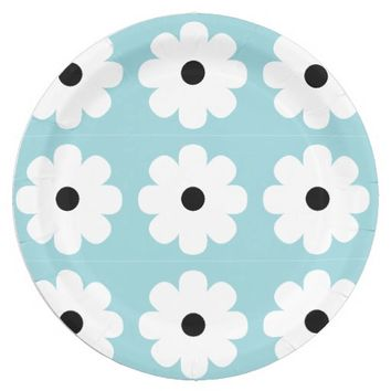 Best Blue And White Paper Plates Products on Wanelo