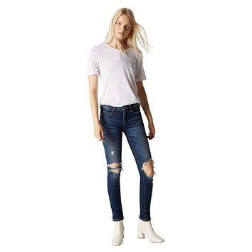 Cult Classic Distressed Skinny