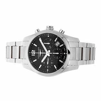 Longines Conquest automatic-self-wind mens Watch L27864566 (Certified Pre-owned)