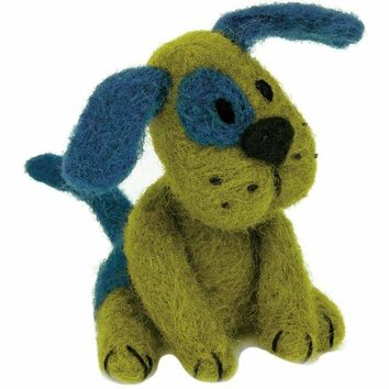 Feltworks Needle Felting Kit - Dog