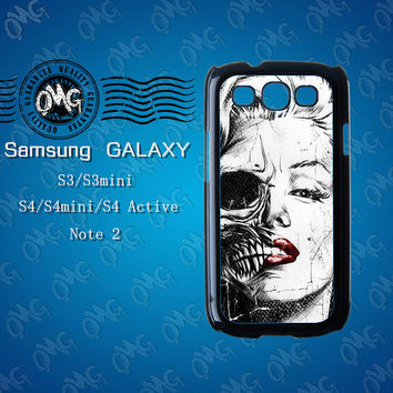 Monroe,Samsung Galaxy S3 case,Samsung Galaxy S4 case,Samsung Galaxy Note2 case,Samsung Galaxy S4 Active case,S3 mini case,S4 mini case