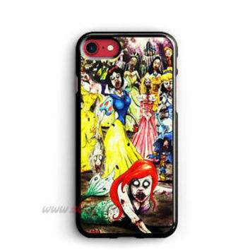 Zombie Princess iPhone Cases Zombie Samsung Galaxy Phone Case Disney iPod cover