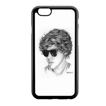 One Direction Harry Styles Art Pencil iPhone 6 Case