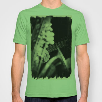 Jazz Music T-shirt by Cinema4design