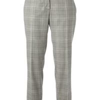 Stella McCartney checked trousers