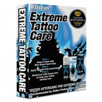 Extreme Tattoo Care - Complete Tattoo Aftercare Kit