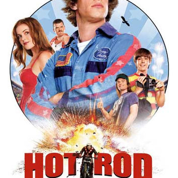 Hot Rod Movie Poster 11x17