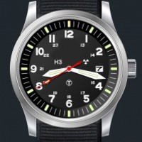 H3 GWS G10 Pro Military Watch - Direct from militarywatchshop.co.uk