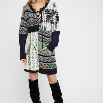 Slope Life Sweater Dress