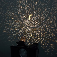 Romantic sky projector LED Star Master Colorful Starry Night Cosmos Projector Bed Side Lamp