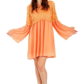Orange Dream Dress