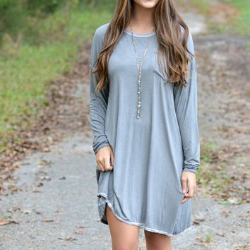 Born for it Tunic Dress