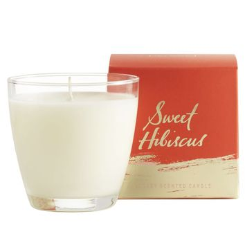 Sweet Hibiscus Boxed Candle