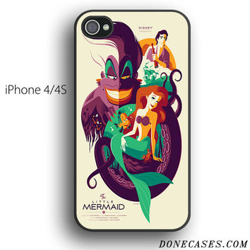 little mermaid case for iPhone 4[S]