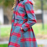 Ashford Pleated Coat