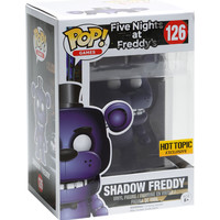 Funko Five Nights At Freddy's Pop! Games Shadow Freddy Vinyl Figure Hot Topic Exclusive